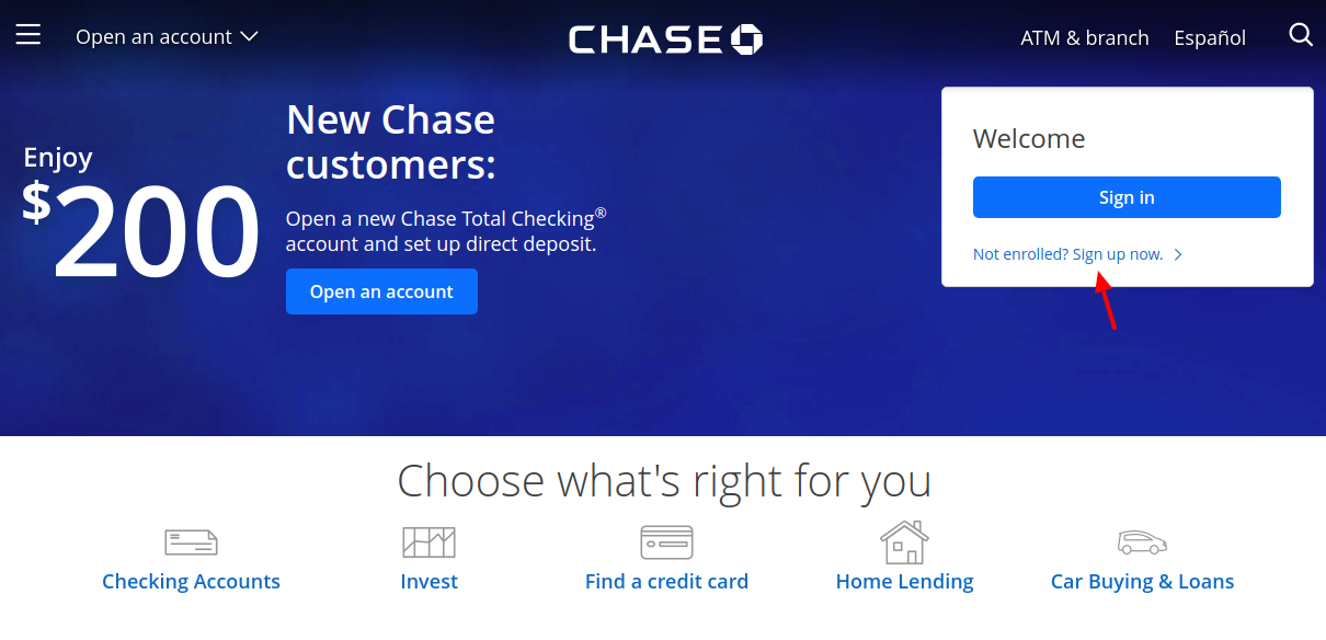 chase com contact number