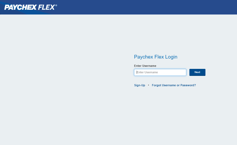 Paychex Flex Login