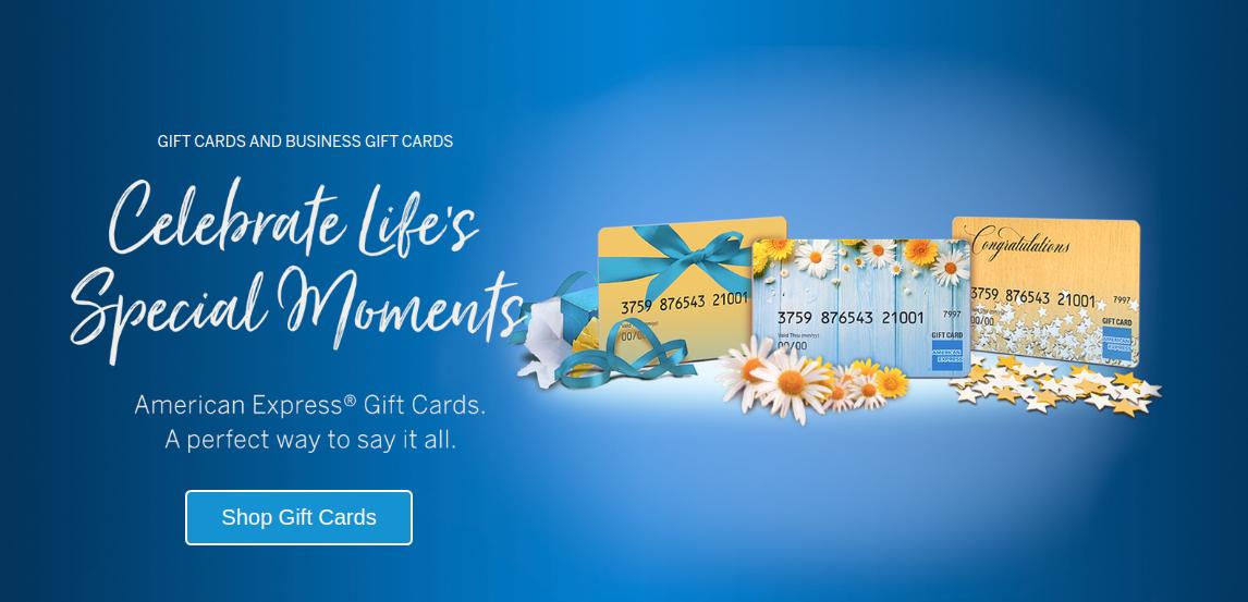 American Express Gift Card Logo
