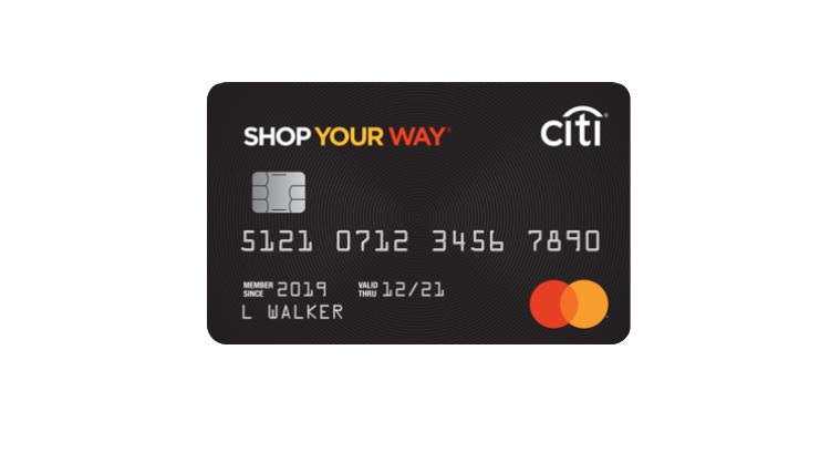 Citi Shop Your Way Card Logo