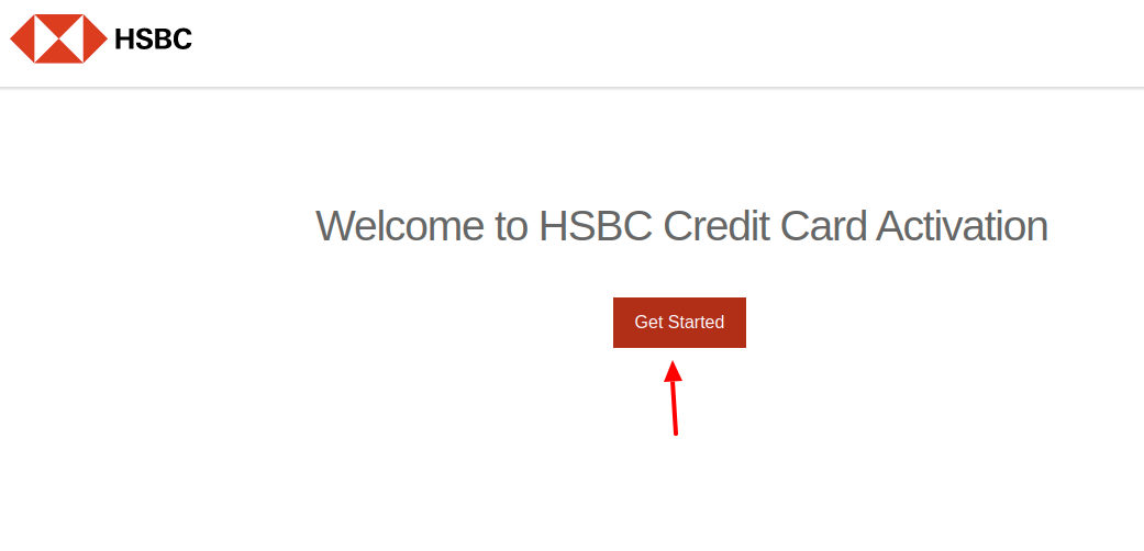 HSBC Credit Card Activate