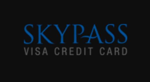 SKYPASS Visa Card Logo