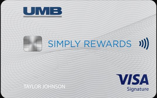 UMB Rewards Card Logo