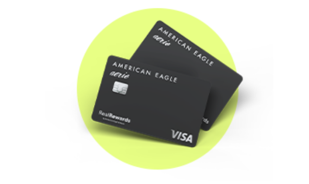 aeo credit card logo