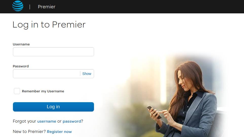 ATT Premier Business Login