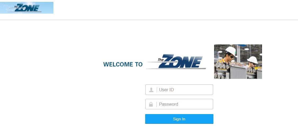 thezone employee login
